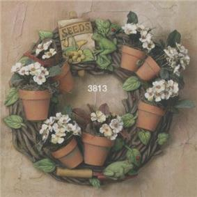 Plaques & Wreaths