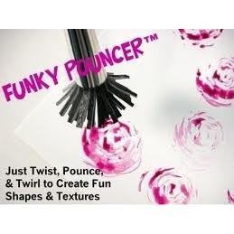 Funky Pouncer Art Paint Brushes
