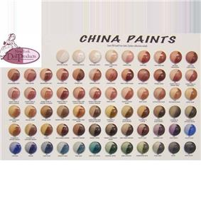 Seeleys China Paint