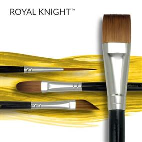 Royal Knight Art & Craft Paint Brushes