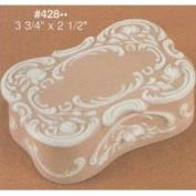 A428-Scroll Ring Box 10 x 7cm