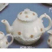 ACM301-Bavarian Tea Pot 17Hx26cmL