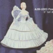 AJMU-3-Powder Girl Box 15Hx20cmW