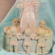 D1370-Baby Bottoms Basket without wings 23cm Tall