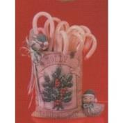 D1573-Holly Seed Packet with Birds 14cm