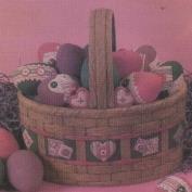 D1617-Homespun Basket 23cm