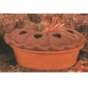D1671-Ginger Pumpkin Pie Box 15cmW