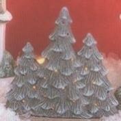 D1825-Candlelight Village Tree 15cm