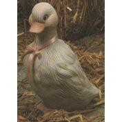 D434-Standing Duckling 24cm