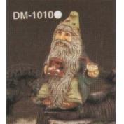 DM1010-Imaginary Wizard Sitter 13cmL