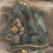 DM1019-Imaginary Wizard Helper 18cmT