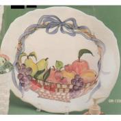 DM1336-Scalloped Platter 40 cm