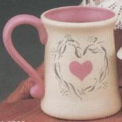 DM1505-Stoneware Mug 15cm