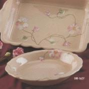 DM1627-Scalloped Pie Plate 31cmW