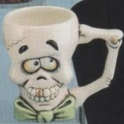 DM1691A-Skull Character Mug 13cm