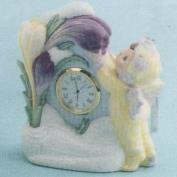 DM1718-Snowberry Baby Miniature Clock - Spritz 12cm