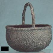 DM1774B-Oval Basket with Plain Handle 32cmW