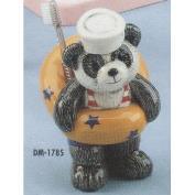 DM1785-Sailor Bear Toothbrush Holder 16.5cm
