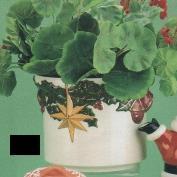 DM1815-Christmas Ornament Pot 15cmT
