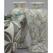DM1850A-Lily Vase 33cmT