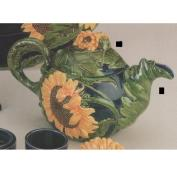 DM1883-Sunflower Teapot 30cmW