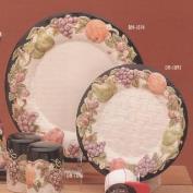 DM1894-Fruit Dinner Plate 31cmW