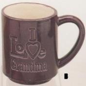 DM1964-I LOVE GRANDMA Mug 11cm