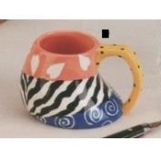 DM2131-Wonky Cup 13cmW