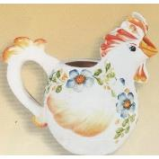 DM2222-Rooster Pitcher 24cmH