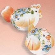 DM2223-Chicken Salt & Pepper with Stoppers 8cmT