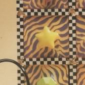DM2291C-Star Funky Knob 7cm