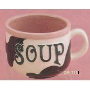 DM311-Country Kitchen Soup Mug 10cmT