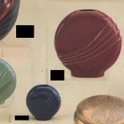 DM66 -3 Round Deco Bud Vases 12, 14 & 16cm