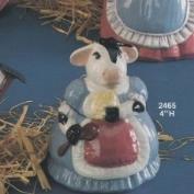 G2465-Mrs Cow Sugar Bowl 10cm