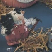 G2466-Mrs Cow Creamer 10cm