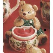 G2717-Bear Candy Dish 13cmH