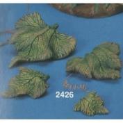K2426- 4 Leaves for Pumpkin