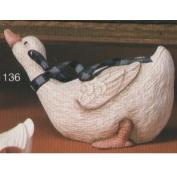 S1136-Duck with Head Down 18cm