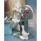 S1528- Set of 3 Tiny Ducks 5cm