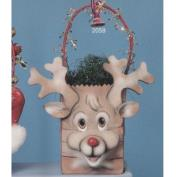 S2059-Large Reindeer Bag 21cm