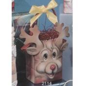 S2114-Medium Reindeer Bag 16cm