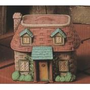 S2179-Wicker Cottage Planter without Lid 16cm