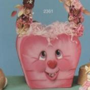 S2361-Large Heart Bag 21cm