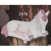 S2478-Small Unicorn Shelf Sleeper 10cm