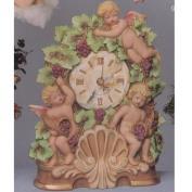 S2602- Cherub Clock 39cmT