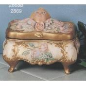 S2869-Cherub Box 15cm