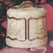 S2898-Cherub Spare Toilet Roll Holder 14cm