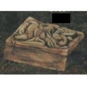 S2989-Gargoyl Keystone Box 15cm