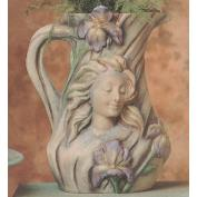 S3180-Lady Iris Pitcher 28cm