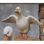 S3283-Large Duck with Wings Out 24cm